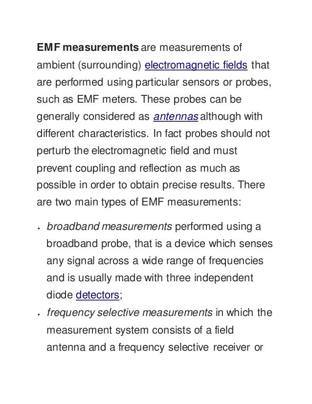 factors affecting internal resistance/emf of the cell