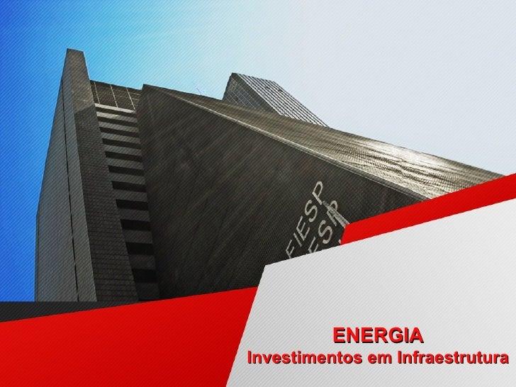 ENERGIA Investimentos em Infraestrutura