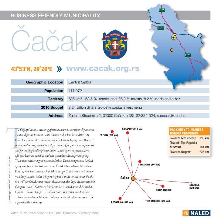 E 75                                           business friendly municipality                                             ...