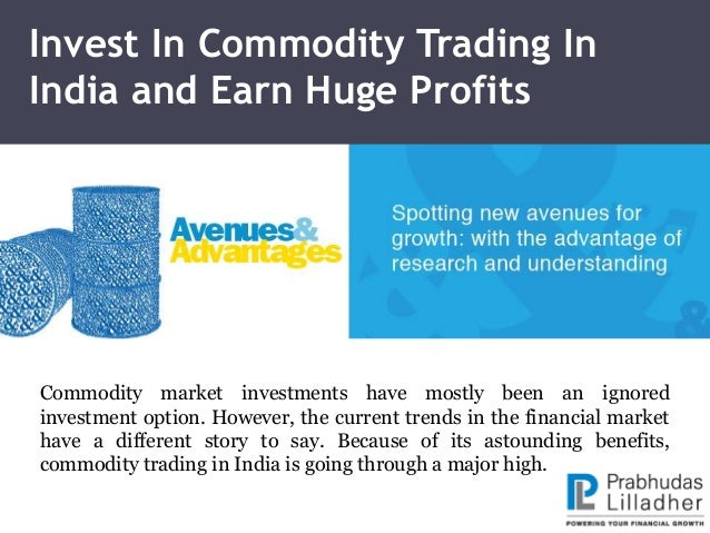 Option trading companies in india