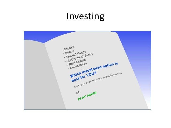 Investing<br />