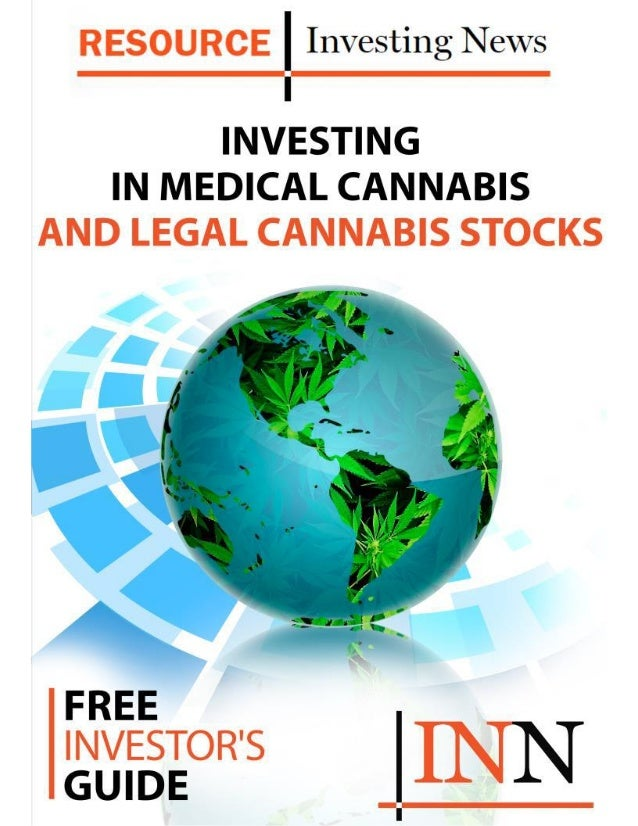Investing in medical cannabis legal cannabis stocks