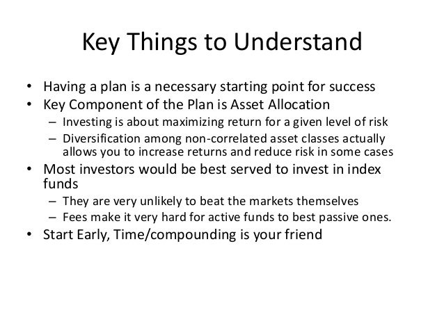 investing 101 a beginner s guide to investing and investment concep rh slideshare net mutual funds investment guide beginners india investment beginners guide