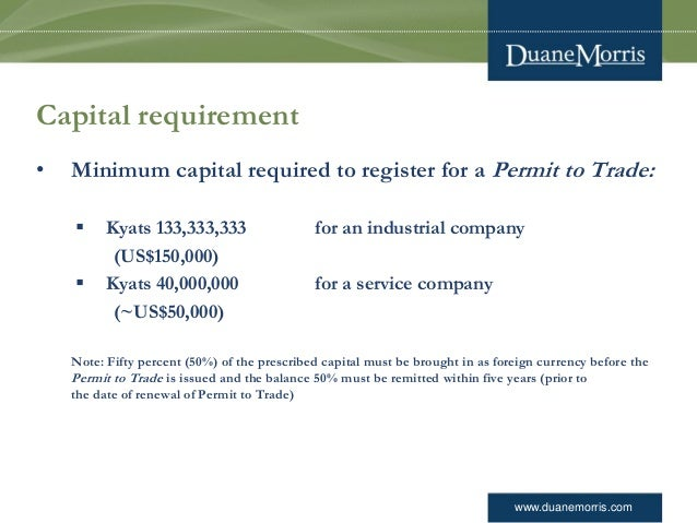 Capital requirement - Wikipedia
