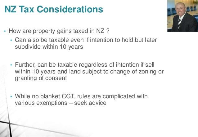Can Australians Buy Property In New Zealand