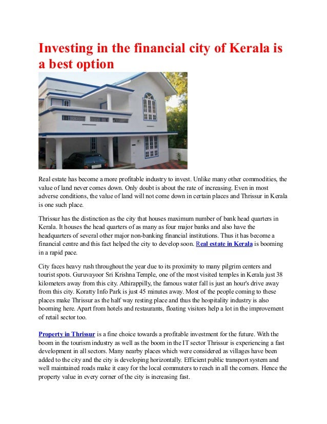 Best business options in kerala