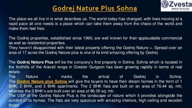 Godrej Nature Plus Slide 3