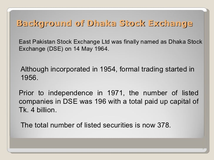 Bond automated trading system pakistan