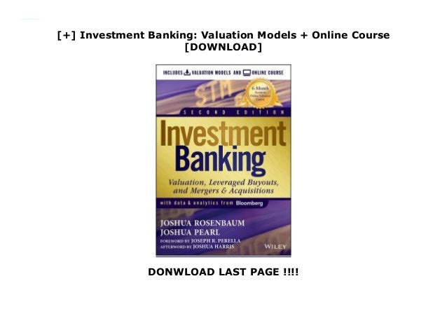 Investment banking rosenbaum template for business forex vps reviews ratings