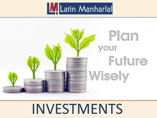 investment avenues Different investment avenues include share market, debentures or bonds, money market instruments, mutual funds, life insurance, real estate, etc.