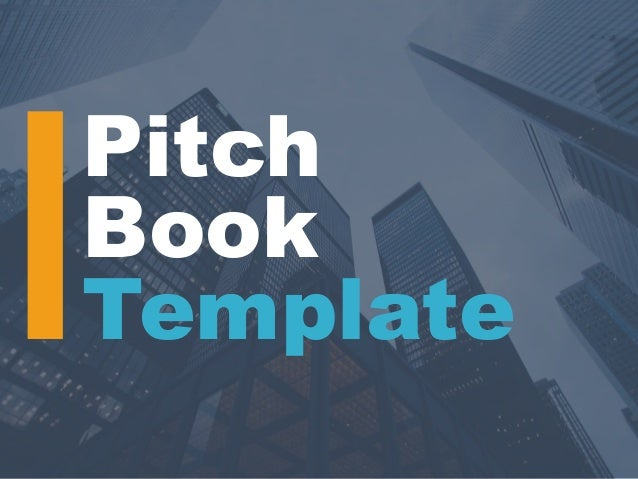 Investment Banking Pitch Book Template Download PowerPoint Template - Pitchbook template powerpoint