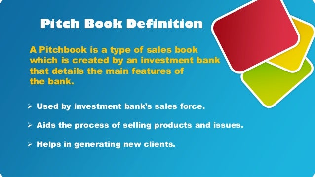 [100% Off Udemy Coupon] Pitch Book for Investment Bankers