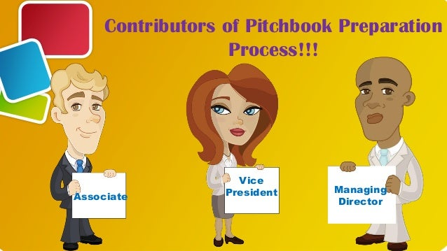 investment banking pitch book pdf