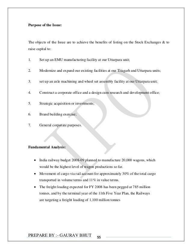 Software IPO Analysis