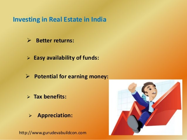 Is investing in real estate in india a good idea rivigan investments ccbc