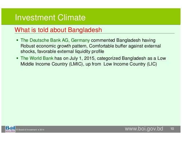 investment banking current scenario and future prospect in bangladesh Top 10 challenges for investment banks accelerating simplification, digitization and innovation as accenture's latest top 10 challenges for investment banks series goes to print, the industry is still laboring under cost and regulatory pressures and wrestling with digital technologies.