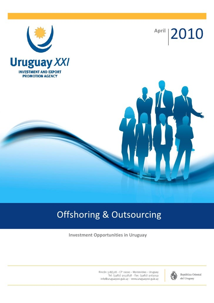 Offshoring & Outsourcing (Apr 2010)