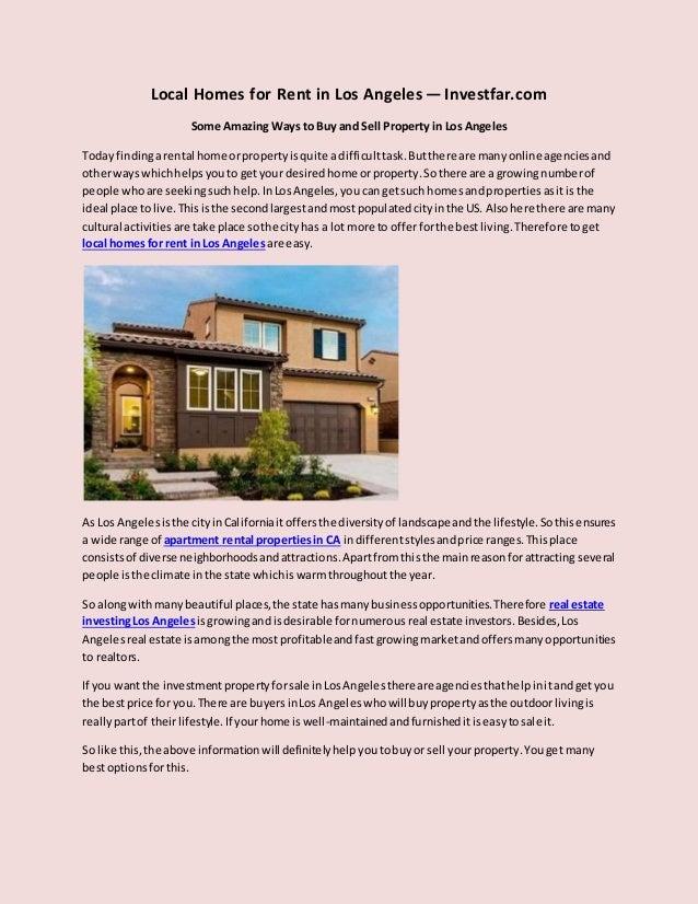 Fabulous Investment Property For Sale In Los Angeles Reinvestfar Com Download Free Architecture Designs Estepponolmadebymaigaardcom