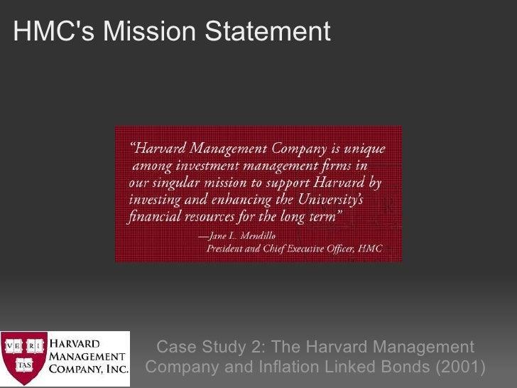 harvard management company case study questions