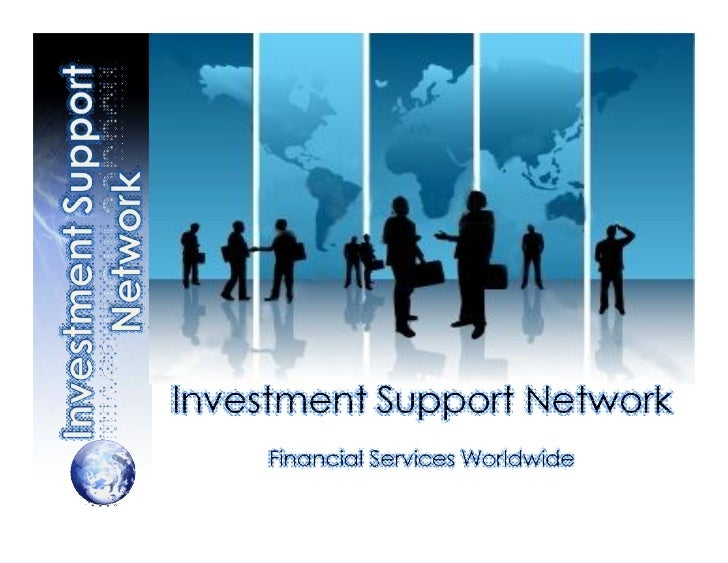 Investment Support NetworkISN is a non for profit organization, that offers financialservices to businesses throughout the...
