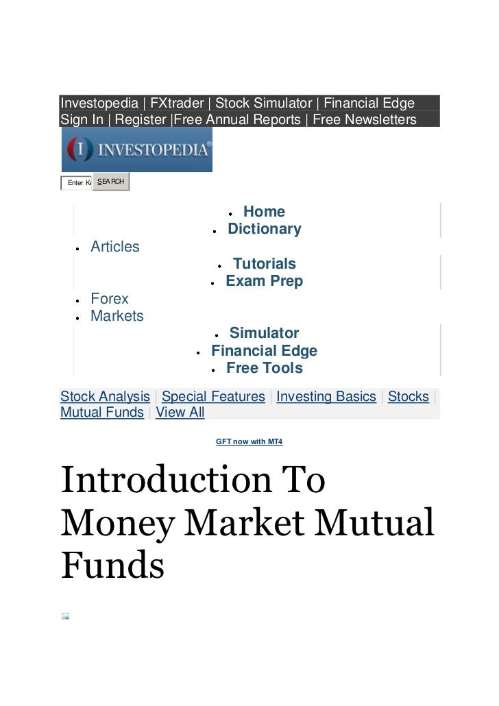 Top of Form<br />Investopedia | FXtrader | Stock Simulator | Financial Edge <br />Sign In | Register |Free Annual Reports ...