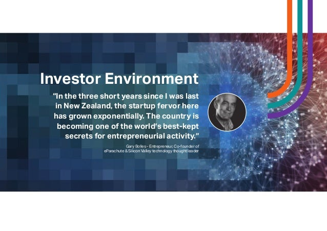 """""""In the three short years since I was last in New Zealand, the startup fervor here has grown exponentially. The country is..."""