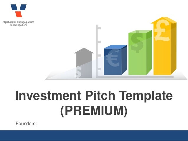 Founders: Investment Pitch Template (PREMIUM)
