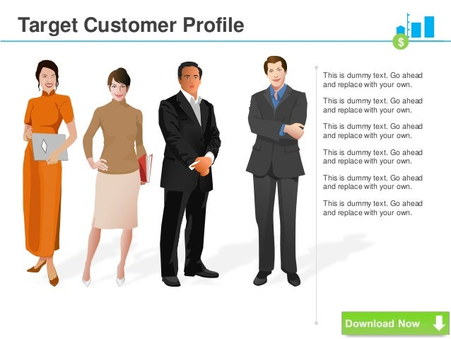 Customer Profile Template - Apigram.Com