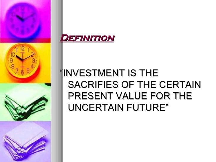 Investor Worries Slide 2