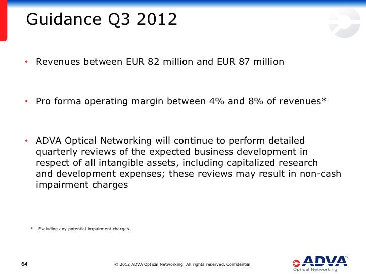 Investor Day Presentation, Sept 2012