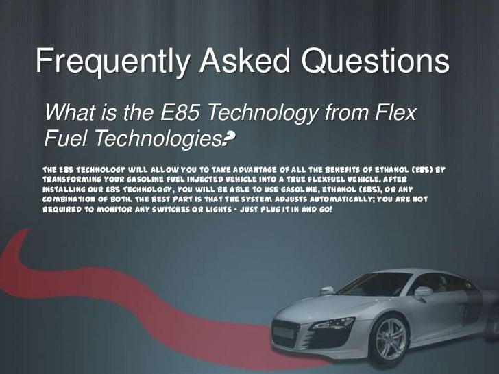 flexfuel vehicles ethanol e85 information autos post. Black Bedroom Furniture Sets. Home Design Ideas