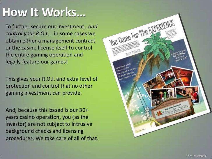 Invest in casino concerts at casino niagara