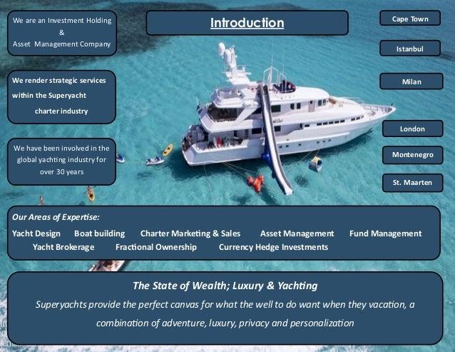 Mediterranean anal boat clinics