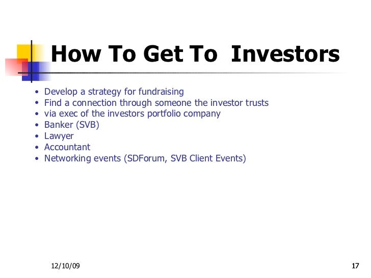 Investor Presentation Template - Investor packet template