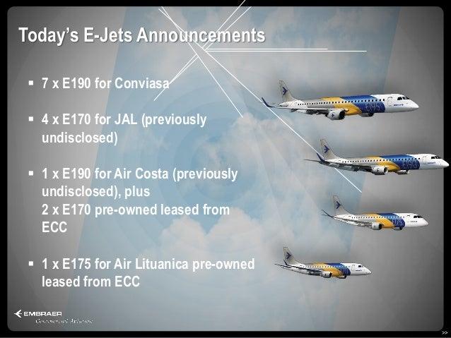 Embraer Investors Conference - June 18, 2013