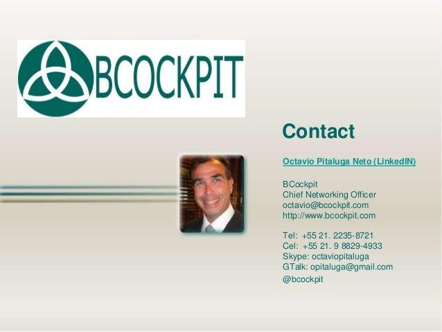 BCockpit - Investor´s Deck