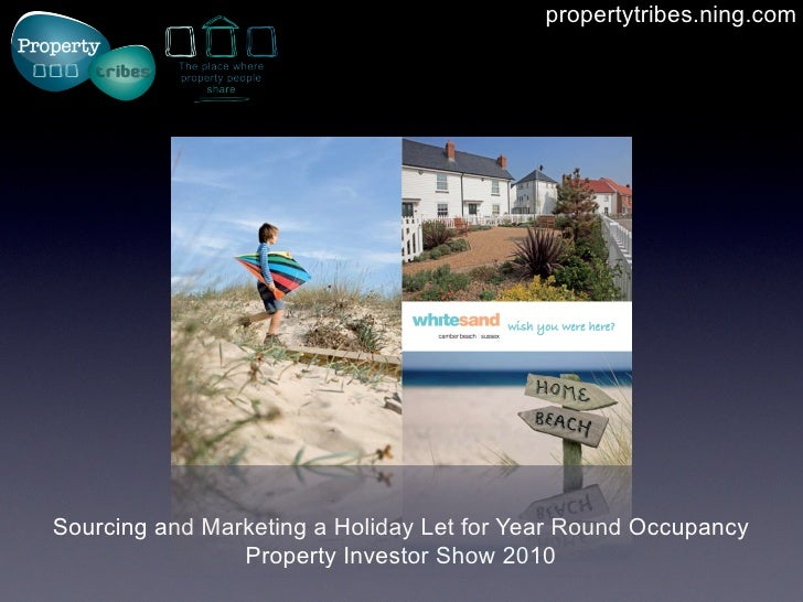 Investor show holiday lets