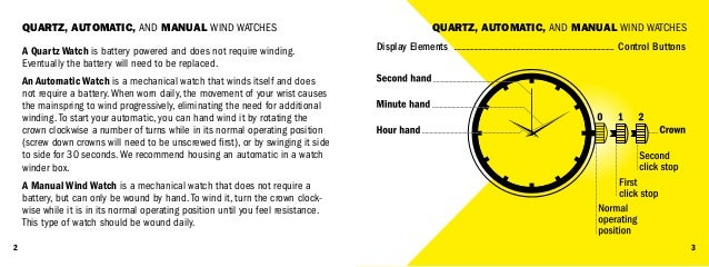 Automatic vs Quartz watch movement: which is better and ...
