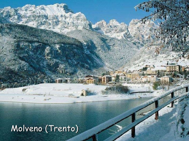 Invierno en italia for Cabine vicino al lago di conroe