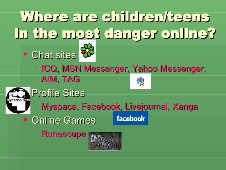 Invisible Preadators Hidden Dangers Of The Internet