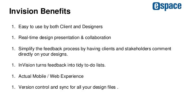 1. Easy to use by both Client and Designers 1. Real-time design presentation & collaboration 1. Simplify the feedback proc...