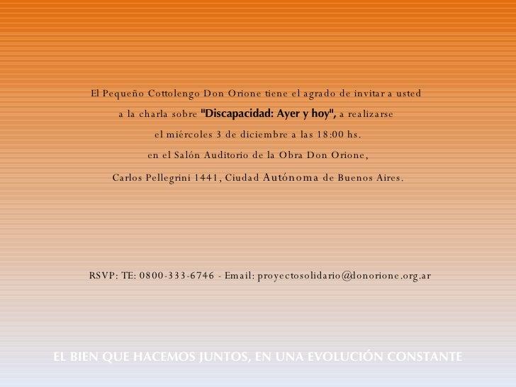 Invitación Virtual (3 De Diciembre) Slide 2