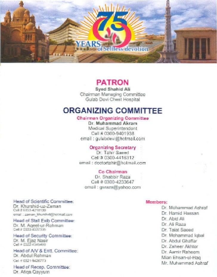 An Invitation By Gulab Devi Hospital  Slide 2