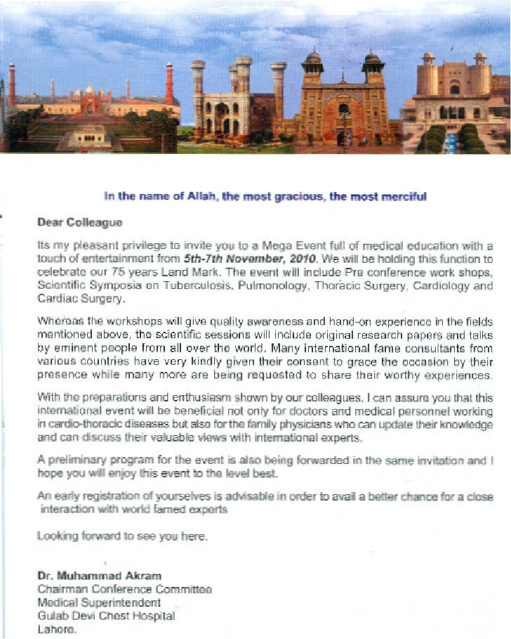 An Invitation By Gulab Devi Hospital  Slide 3