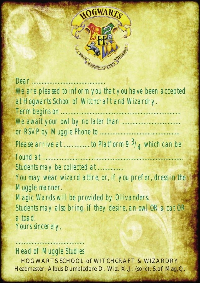 Crafty image throughout free printable harry potter invitations