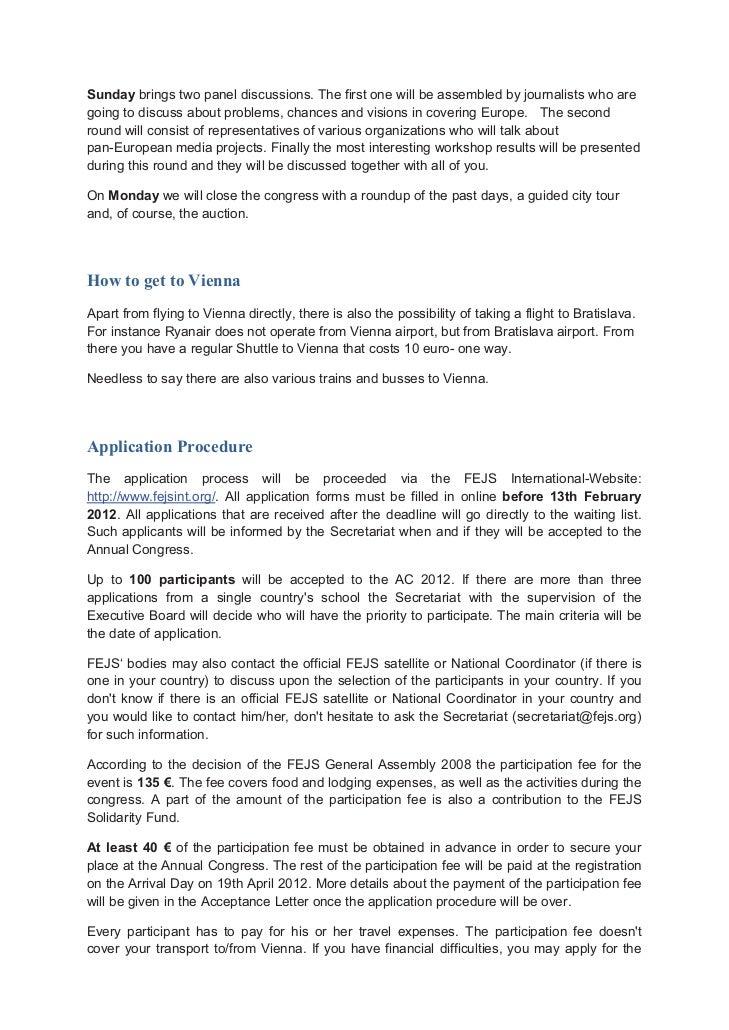 Invitation letter ac vienna 2 stopboris Images