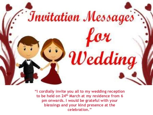 invitation text messages sample 3 638?cb=1419250572 invitation text messages sample,Sample Wedding Invitation Text Message