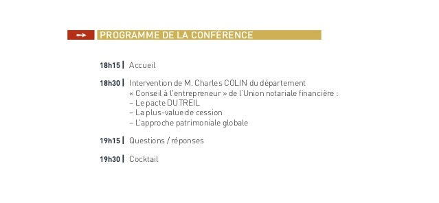 Invitation De La Chambre Des Notaires Du Bas Rhin