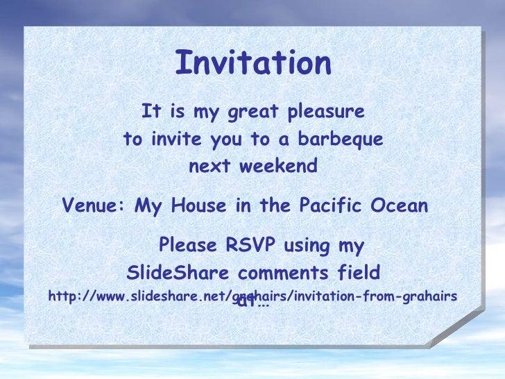 Invitation from grahairs invitation stopboris Choice Image