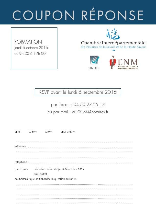 Programme Invitation Gestion De Patrimoine